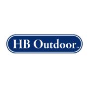 HB Outdoor Small Square Box Logo